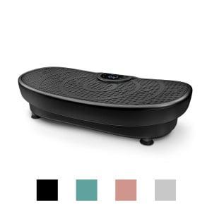VP250 Vibrationsplatte Schwarz