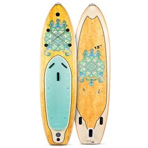 WBXs368 SUP Board Yoga Mandala