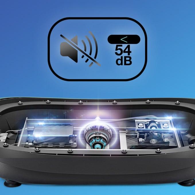 VP250-vibrationsplatte-motor